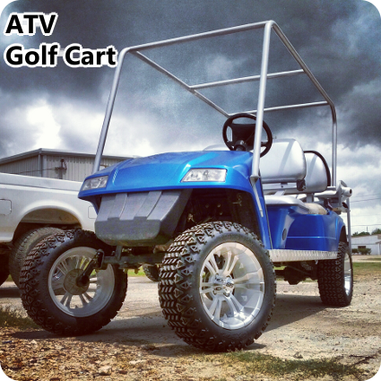 ATV, Golf Cart, UTV